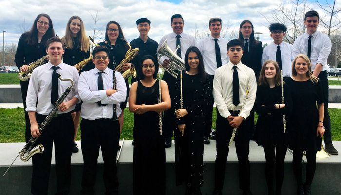 MHS Band finished first and the Wind Ensemble was voted as best in show during the Music in the Park competition in Westfield on Friday. Saturday they received a Silver Medal at MICCA