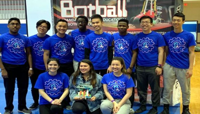 Congratulations to the MHS Robotics team and advisors Brian Morrison and Chris Bazzinotti on winning the New England Region Championships.  21 high school competed and MHS won it all!