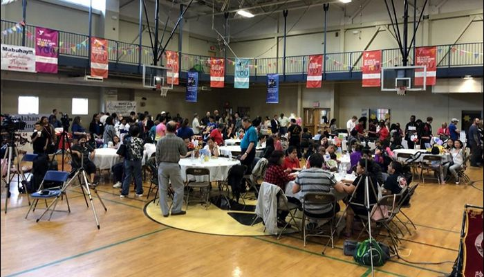 Malden's second Filipino Festival at the YMCA was even more jam-packed than the first. The annual event promotes and showcases the food, arts and culture of the Philippines.