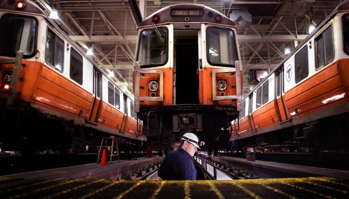With the first of more than 150 new Orange Line cars expected to enter service soon, retirement is close for the 38-year-old trains that lumber between Malden and Jamaica Plain