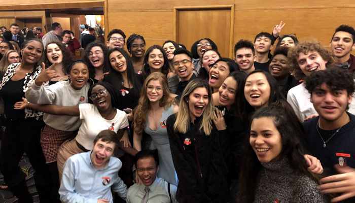 Still beaming with pride due to the wonderful performance by Malden High School playpro at State Finals. Though they weren't crowned winners, they brought a show full of heart, truth and relevance to hundreds.