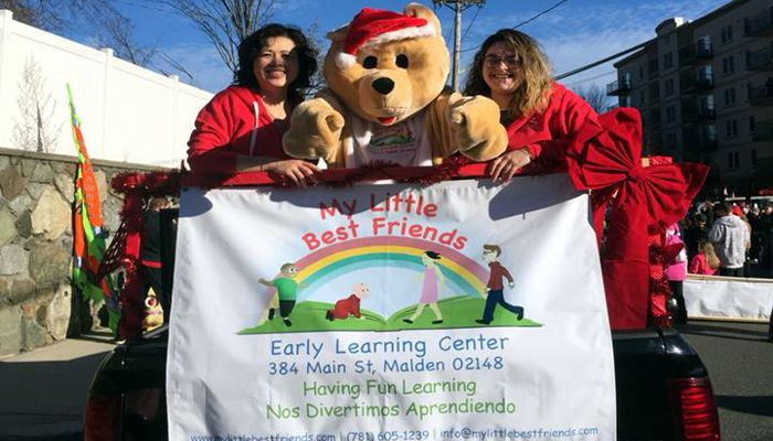 My Little Best Friends Early Learning Center...We're ready for the parade!!