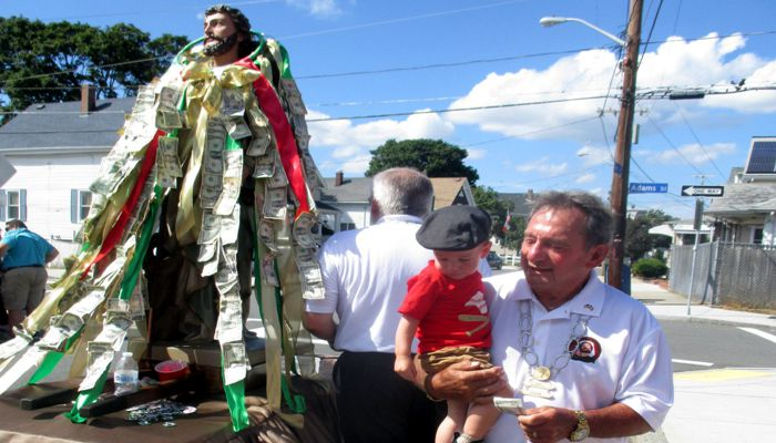 Congrats to everyone involved on a great kickoff to the 89th St Rocco feast and thanks for continuing this annual community tradition - Viva San Rocco!