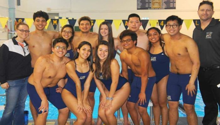 Malden High Swim team places 3rd out 13 at the NEC League Championship! Boys team placed 2nd! Several 1st place finishes by Sr. K.Ochoa & super Sophmore D.Lombardi! Congrats!!!