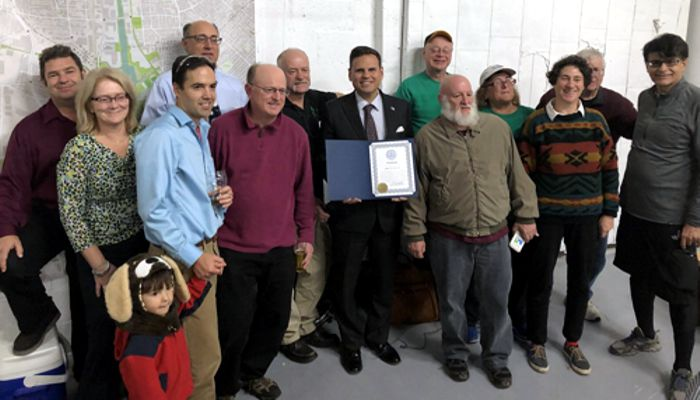 Mayor Christenson @MayorOfMalden   What else is there to say but congrats to Bike To The Sea on 25 years of making a difference in Malden