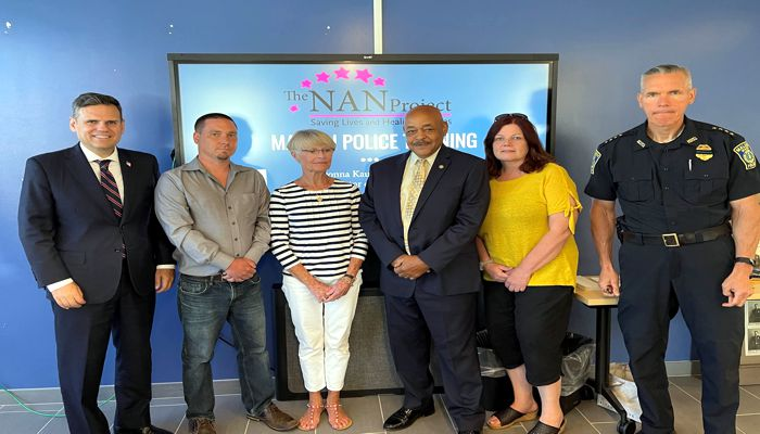 The City & Malden PD initiated a Community Clinician Integration Program. This effort was led by Councillor Peg Crowe who partnered with Eliot CHS to secure the grants. The funding provides mental health and crisis intervention training as well as a licensed clinician who is integrated within the Police Dept & assisting officers.